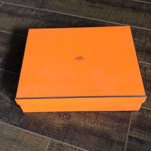 Hermes small bag box